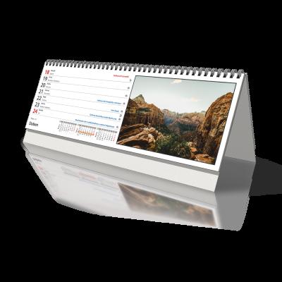 Kalendář 2022 stolní 1 týdenní, 300x100 mm - od 3 kusů