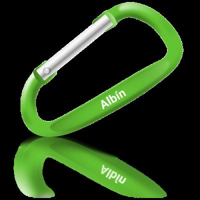 Albín - karabina se jménem