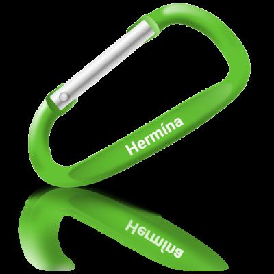 Hermína - karabina se jménem