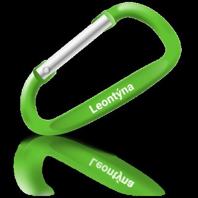 Leontýna - karabina se jménem