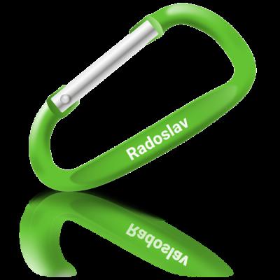 Radoslav - karabina se jménem