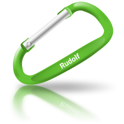 Rudolf - karabina se jménem